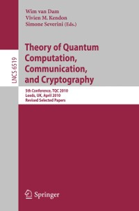 Cover Theory of Quantum Computation, Communication and Cryptography