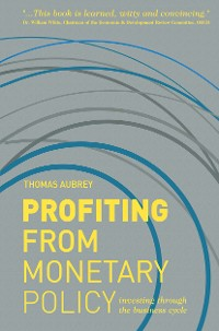 Cover Profiting from Monetary Policy