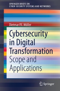 Cover Cybersecurity in Digital Transformation