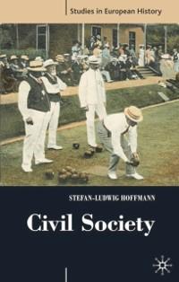 Cover Civil Society