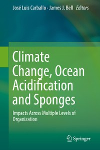 Cover Climate Change, Ocean Acidification and Sponges