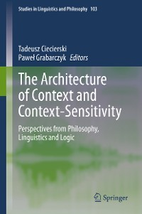Cover The Architecture of Context and Context-Sensitivity