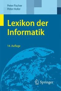 Cover Lexikon der Informatik