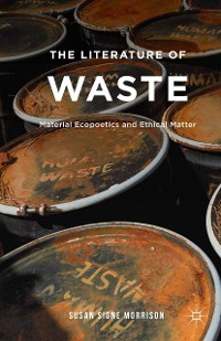 Cover The Literature of Waste