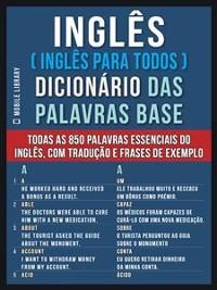 Cover Inglês ( Inglês Para Todos ) Dicionário das Palavras Base