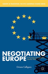 Cover Negotiating Europe
