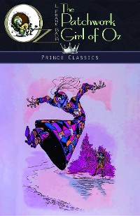 Cover The Patchwork Girl of Oz
