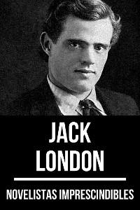 Cover Novelistas Imprescindibles - Jack London
