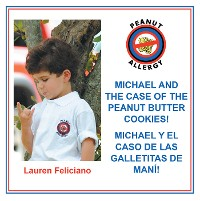 Cover Michael and the Case of the Peanut Butter Cookies!