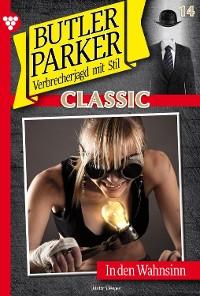 Cover Butler Parker Classic 14 – Kriminalroman