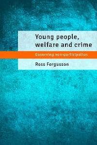 Cover Young people, welfare and crime