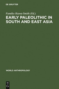 Cover Early Paleolithic in South and East Asia