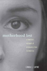 Cover Motherhood Lost