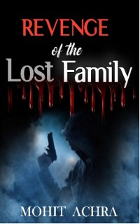 Cover Revenge Of The Lost Family