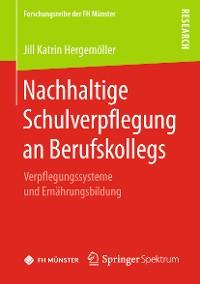 Cover Nachhaltige Schulverpflegung an Berufskollegs