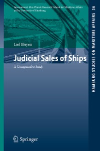 Cover Judicial Sales of Ships