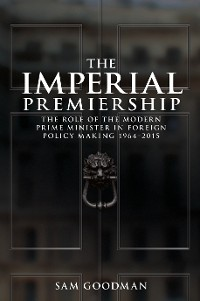Cover The imperial premiership