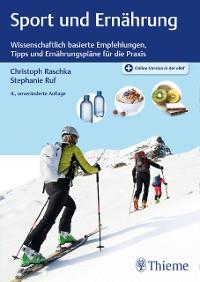Cover Sport und Ernährung