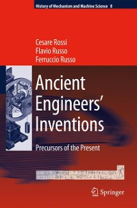 Cover Ancient Engineers' Inventions