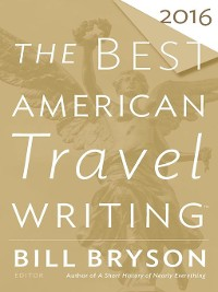 Cover The Best American Travel Writing 2016