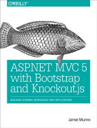 Cover ASP.NET MVC 5 with Bootstrap and Knockout.js