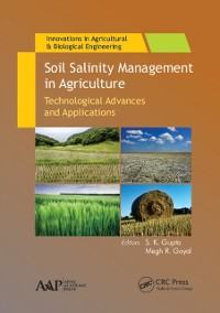 Cover Soil Salinity Management in Agriculture