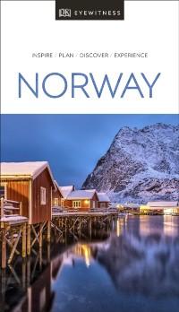 Cover DK Eyewitness Travel Guide Norway
