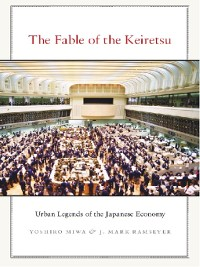 Cover The Fable of the Keiretsu