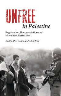 Cover Unfree in Palestine