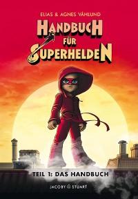 Cover Handbuch für Superhelden