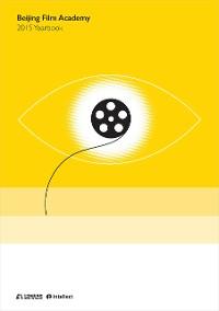 Cover Beijing Film Academy Yearbook 2015