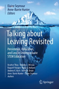 Cover Talking about Leaving Revisited