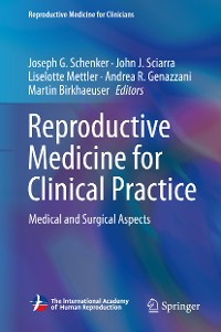 Cover Reproductive Medicine for Clinical Practice