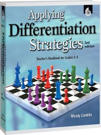 Cover Applying Differentiation Strategies: Grades 3-5