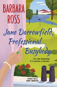 Cover Jane Darrowfield, Professional Busybody