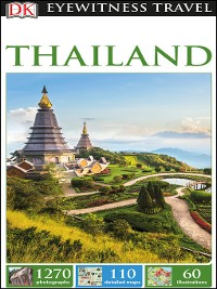 Cover DK Eyewitness Travel Guide Thailand