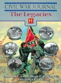 Cover Civil War Journal: The Legacies