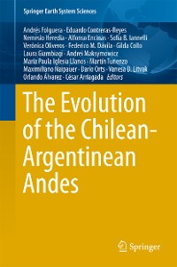 Cover The Evolution of the Chilean-Argentinean Andes