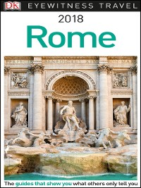 Cover DK Eyewitness Travel Guide Rome