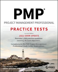Cover PMP Project Management Professional Practice Tests