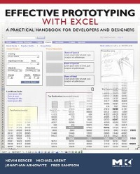 Cover Effective Prototyping with Excel
