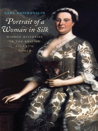 Cover Portrait of a Woman in Silk