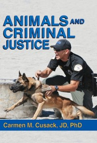 Cover Animals and Criminal Justice