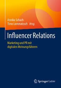 Cover Influencer Relations