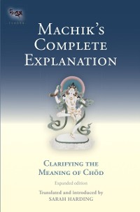 Cover Machik's Complete Explanation
