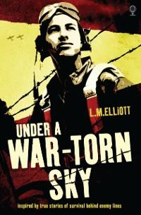 Cover Under a War-Torn Sky