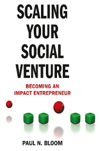 Cover Scaling Your Social Venture