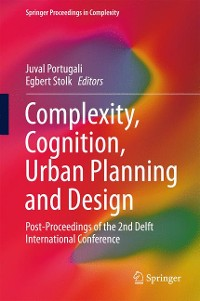 Cover Complexity, Cognition, Urban Planning and Design