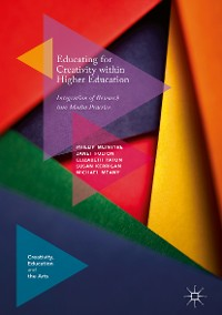 Cover Educating for Creativity within Higher Education