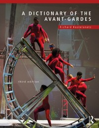 Cover Dictionary of the Avant-Gardes